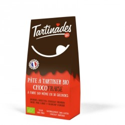 Tartinades Choco Fraise