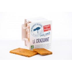 Le Petit Snack Craquant Basilic & Ail