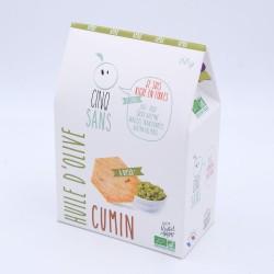 Cinqsans Cumin – Huile d'Olive