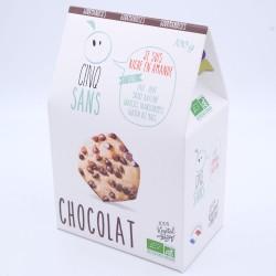 Cinqsans Pépites Chocolat