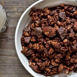 Granola Bio Premium Cacao & Pépites de chocolat noir VRAC