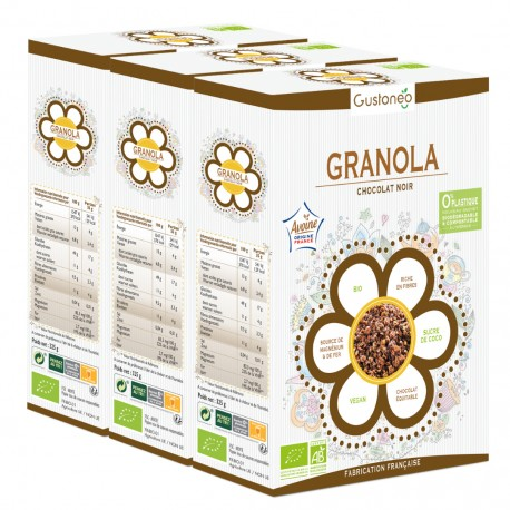 Granola Nature & Graines