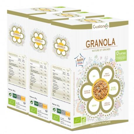 Granola Nature & Graines