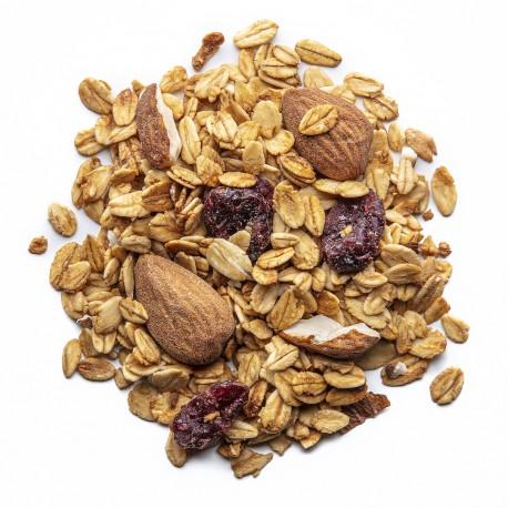 Granola bio Premium Amandes Canneberges
