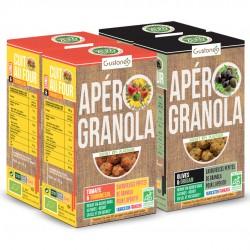 Apero Granola Pack X4