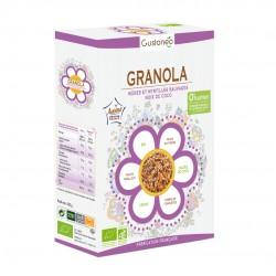 Granola Mures Myrtilles & Chocolat blanc vegan