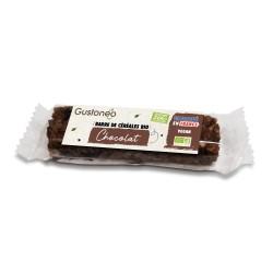 Barre de céréales Chocolat Bio