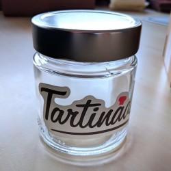 Pot en verre Tartinades
